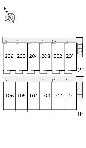 レオパレスリコメンド 104号室のその他