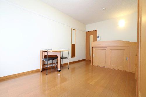 レオパレスアルモニ2番館 105号室の収納