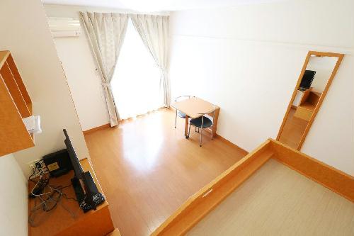 レオパレスアルモニ2番館 105号室の風呂