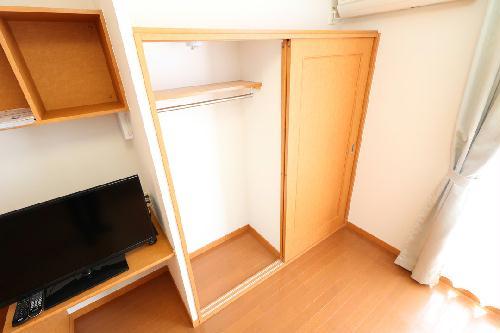 レオパレスアルモニ2番館 105号室のトイレ