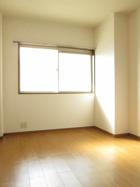 アンプルール稲田 02030号室のベッドルーム