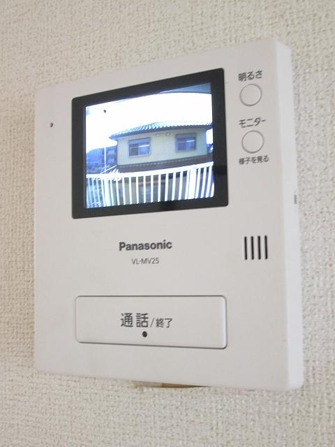アンプルール稲田 02030号室のセキュリティ