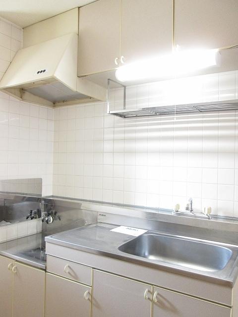 アンプルール稲田 02030号室のキッチン