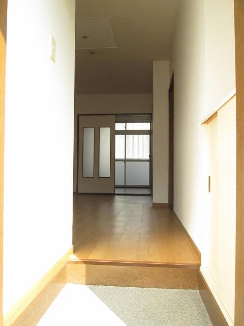 アンプルール稲田 02030号室の玄関
