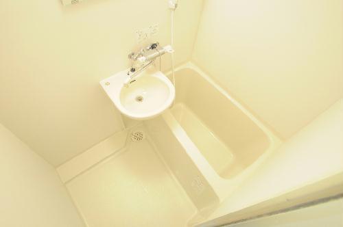 レオパレスエスポワールⅡ 206号室の風呂