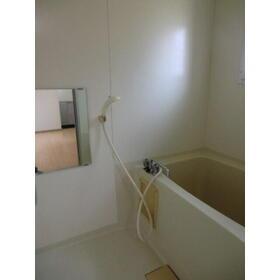 カーサフォレスト 102号室の風呂