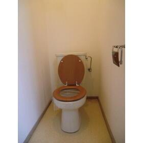 カーサフォレスト 102号室のトイレ