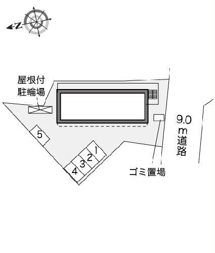レオパレスエクセルハイムⅡ 302号室のその他