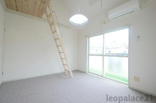 レオパレス衣笠第1 102号室の収納