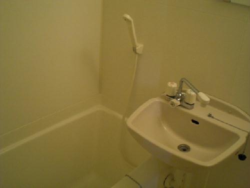 レオパレス渡Ⅰ 202号室の風呂