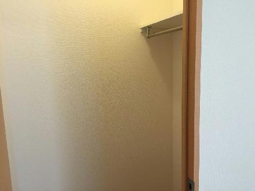 レオパレスグリーンビュー和田 105号室の収納