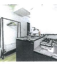 トーカン新宿キャステール 401号室のキッチン