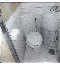 トーカン新宿キャステール 401号室のトイレ