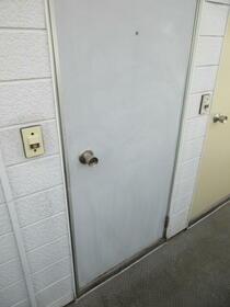 プラザ ドウメドック 203号室の玄関