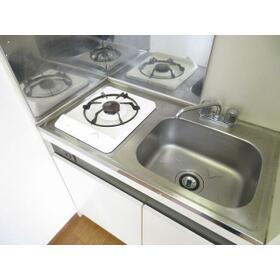 ニューオリエント小金井 0301号室のキッチン