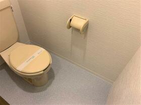 近藤レジデンス 201号室のトイレ