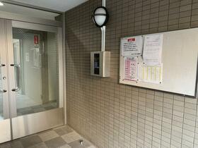 近藤レジデンス 201号室の玄関