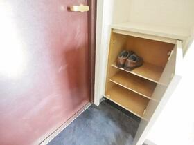 パークサイド常盤台 403号室の設備
