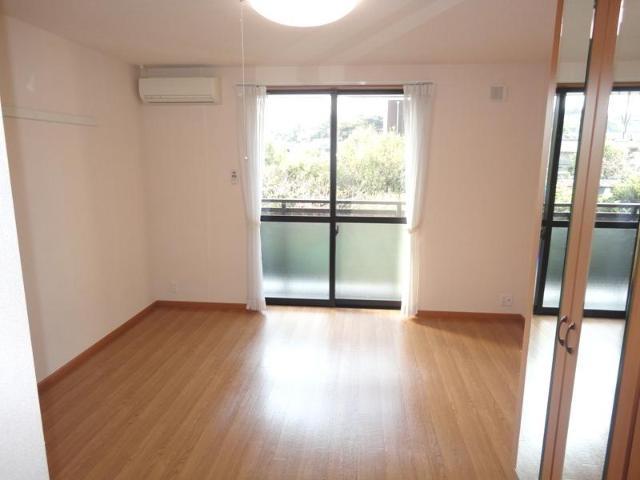 ラヴィール 105号室の景色