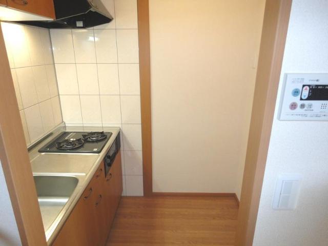 ラヴィール 105号室のキッチン