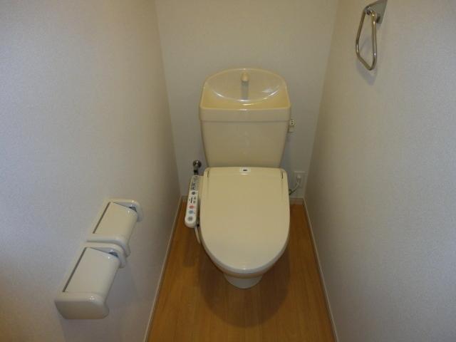ラヴィール 105号室のトイレ