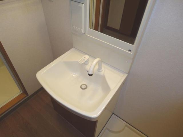 ラヴィール 105号室の洗面所