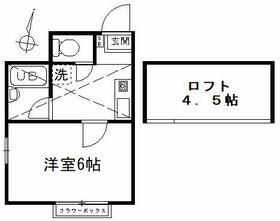 林 春 ~RINZU~・102号室の間取り