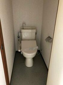 COMFORT  INAGI 302号室のバルコニー
