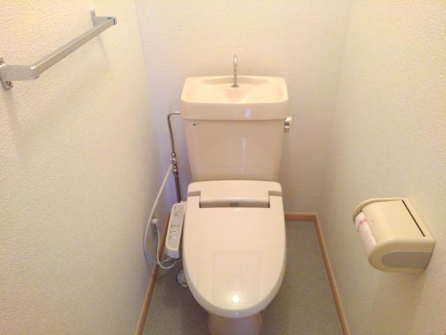 スカイハイツ藤橋 03030号室のトイレ