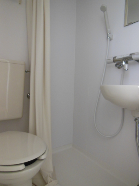 INTERCITYYAMANOTE 202号室の風呂