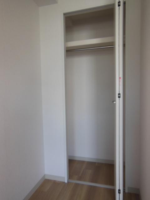 INTERCITYYAMANOTE 202号室の収納