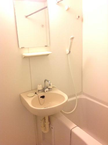 レオパレスディン 205号室の風呂