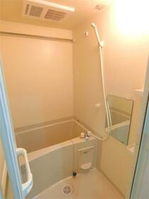 ハーミットクラブハウス二子新地(仮) 201号室の風呂