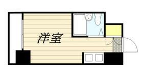 フォーラムイン・東京・1212号室の間取り