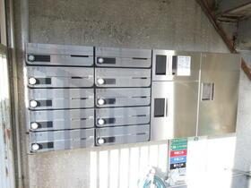 サンリバーハイム 206号室の設備