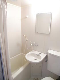 サンリバーハイム 206号室の風呂