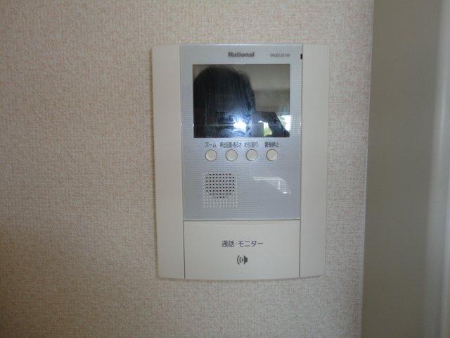 エル・ガーデンB棟 101号室のセキュリティ