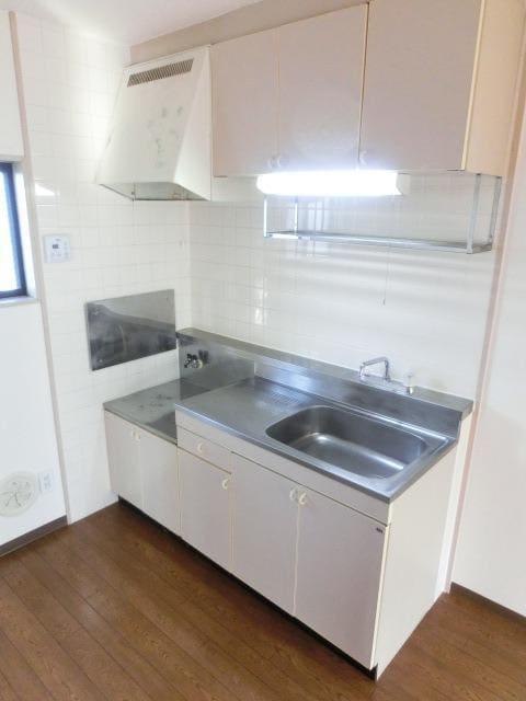 メゾンシティコート A棟 01020号室のキッチン