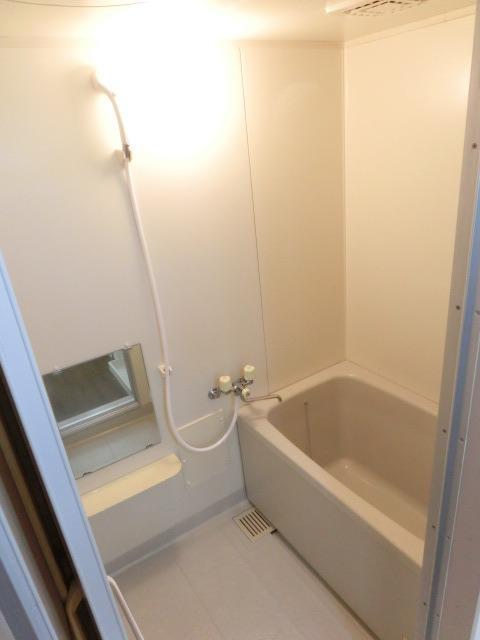 メゾンシティコート A棟 01020号室の風呂