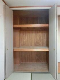CASA・HIRO 0301号室の収納