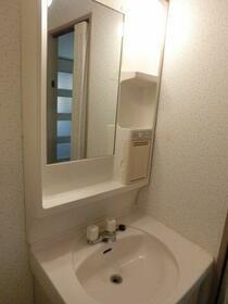 CASA・HIRO 0301号室の洗面所