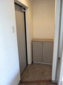 CASA・HIRO 0301号室の玄関