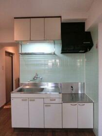CASA・HIRO 0301号室のキッチン
