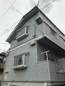 ハイツ高島平 201号室の外観