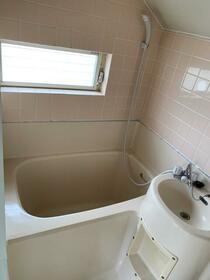 ハイツ高島平 201号室の風呂