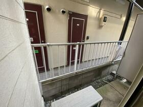 ライフピアモア沼袋1号館 106号室の玄関
