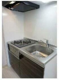アゼスト志村三丁目 205号室のキッチン