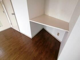 第2パールハイツ 0502号室のバルコニー