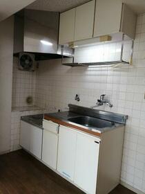第2パールハイツ 0502号室のトイレ