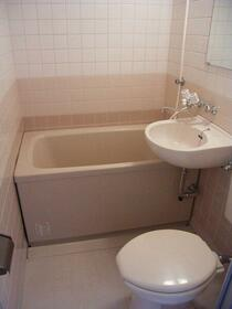 東急ドエルアルス音羽II 201号室の風呂